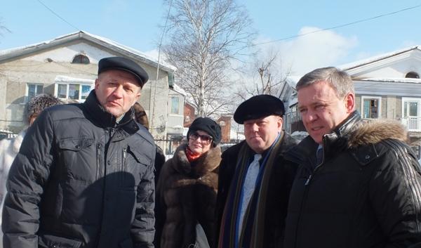 В Южно-Сахалинске дан старт строительству нового здания центральной детской музыкальной школы